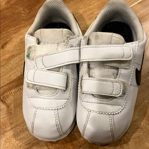 Nike Cortez Toddler Shoes size 8C